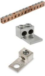 Ground/Neutral Bars-Mechanical Lugs